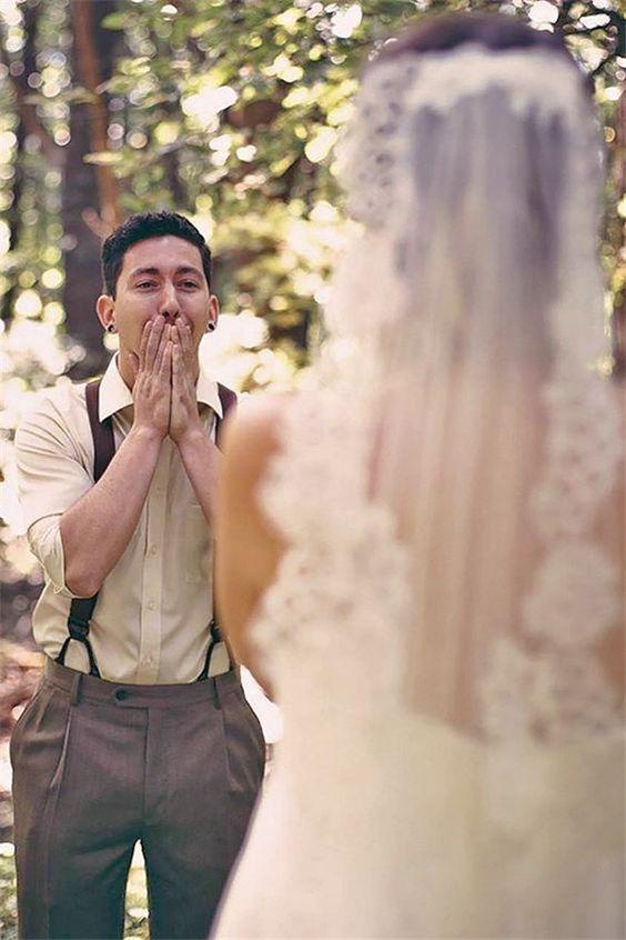 Le plus beau cliché du marié est... 4