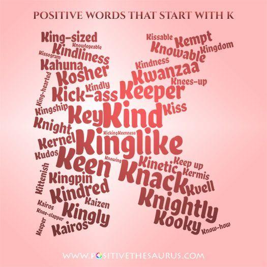 50 Best Positive Adjectives Positive Descriptive Words Images On