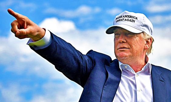 VOTE FOR TRUMP !!  • Swing States Polls •  Donald Trump vs Hilary Clinto...