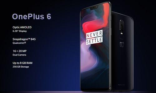 OnePlus 6 Akıllı Telefon
