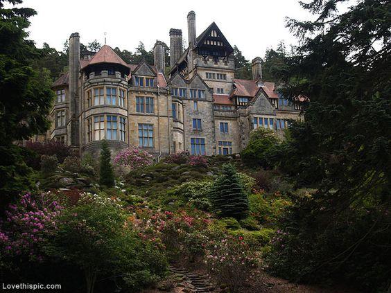 Historical Home Home Mansion House Old Landscape