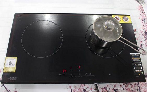 Bếp từ Munchen GM 2285 dùng có bền không