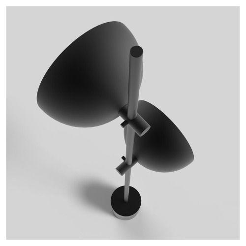styletaboo:  Laura Bilde - Floor lamp for Handvärk [2016]