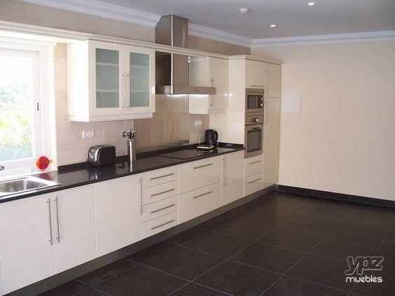 Dise o de mueble de cocina buscar con google deco for Dimensiones muebles de cocina