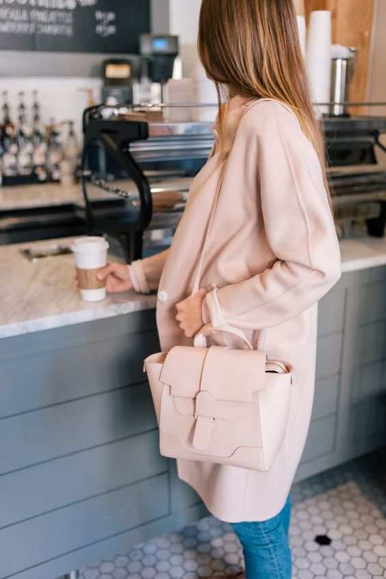 Lovely soft colors and details. Latest Fall Fall Trends.