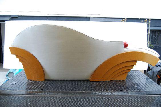 Hans Hollein 'Marilyn' Sofa for Poltronova