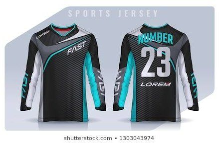 Download Stock Photo And Image Portfolio By Nattanopdesign Shutterstock Tshirt Sport Design Tshirtsportde Sports Tshirt Designs Sports Jersey Design Sports Design