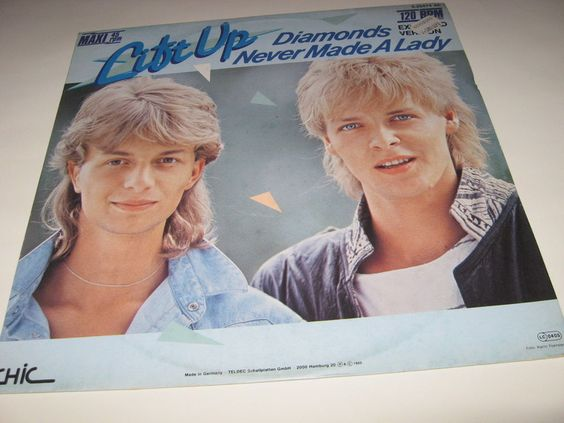 Lift Up ‎- Diamonds Never Made A Lady