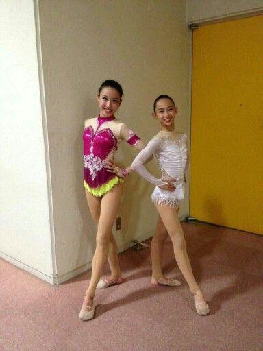 #leotard #rhythmicgymnastics (rg_aya)