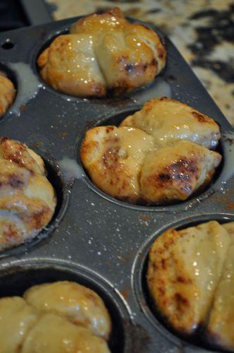 Monkey Bread Muffins....yummy