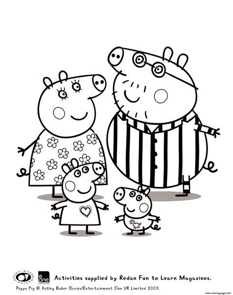 25 If You Are Looking For Peppa Pig And Family Coloring Pages You Ve Come To Th Dibujo De Peppa Pig Peppa Pig Para Colorear Paginas Para Colorear De Animales