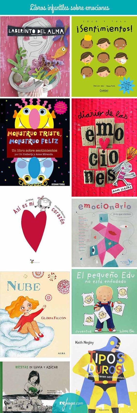 50 cuentos para trabajar las emociones con los niños: