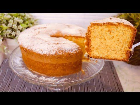 كيكة البرتقال الهشه والبسيطة بمقادير ناجحه كل اسرار نجاحها رح تعرفوها في هاد الفيديو Orange Cake Youtube Desserts Food Cake
