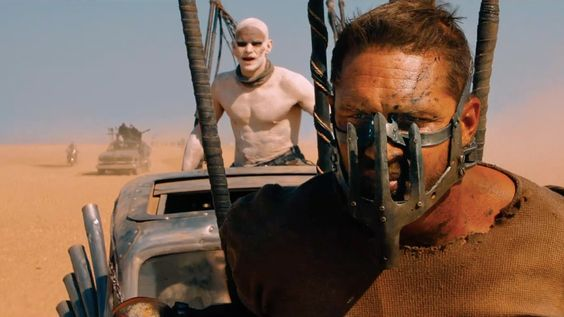 Mad Max: Fury Road – Watch new footage in the International trailer