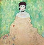 Portrait of Amalie Zuckerkandl - Gustav Klimt