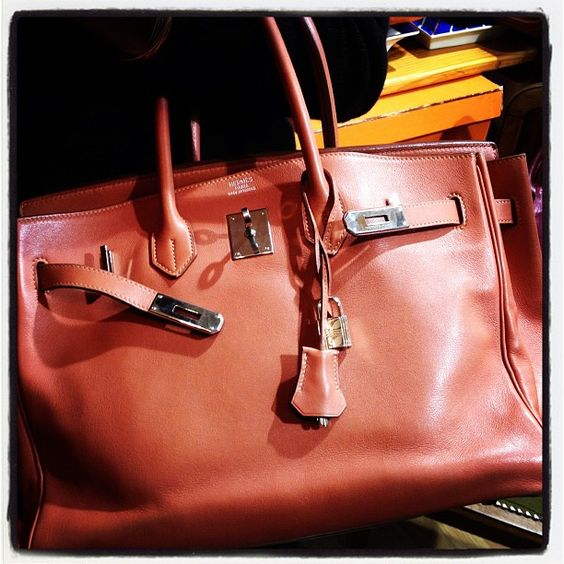 Just In #hermes #birkin swift leather Rosy color ! - @les3marchesdecatherineb- #webstagram