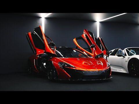 Video Mclaren P1 In Volcano Orange In 2020 Mclaren P1 Mclaren Super Cars