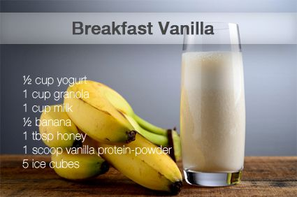 Protein Shake Recipes - Homemade Protein Shake Recipes | HomemadeProteinShakes.us