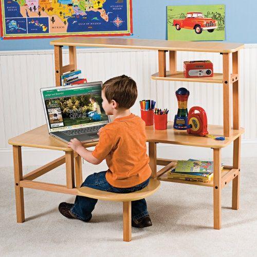 Preschool Computer Desk Ideas Picture Pinterest Desks