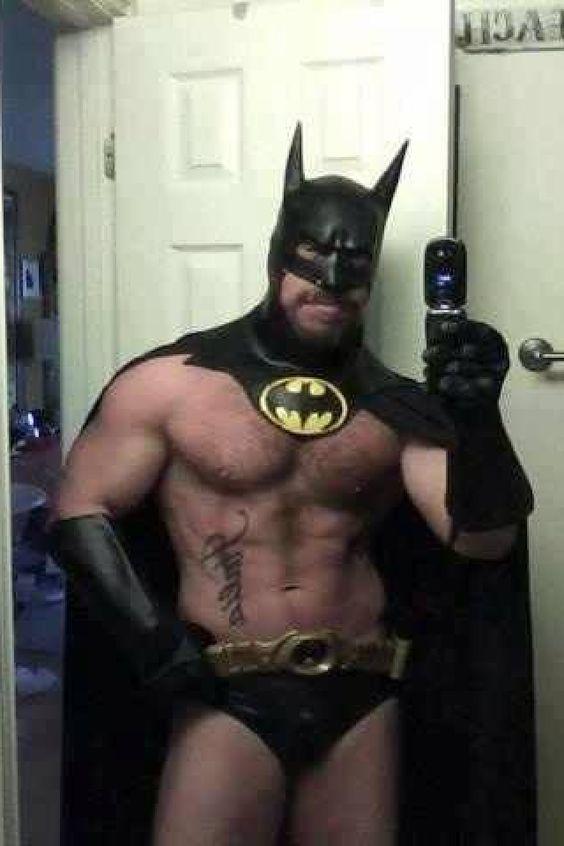 Batman Gay Sign