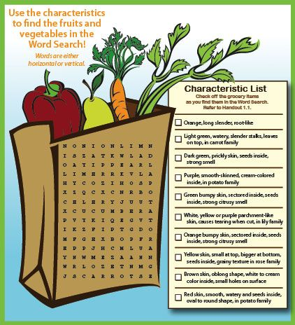 Large fruit word search printable dna for dinner lesson for Coloring pages com halloween