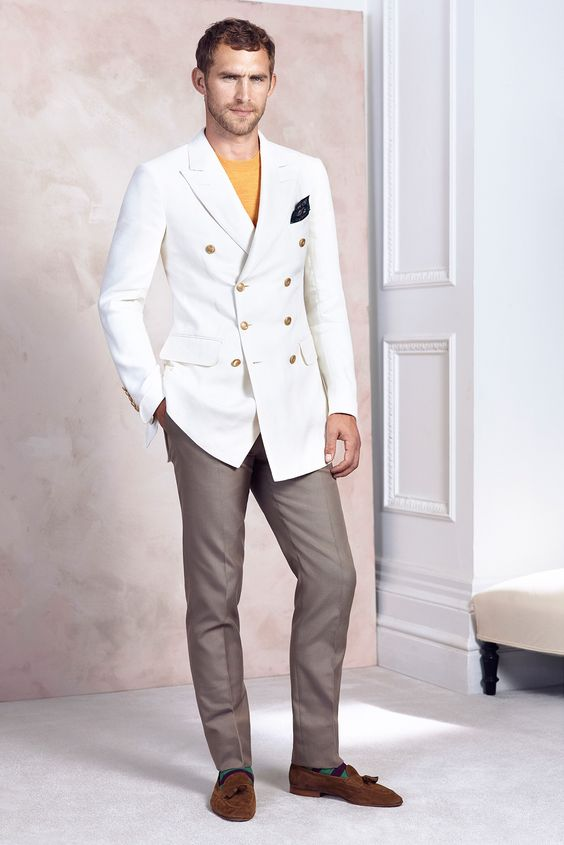 Dunhill, Look #17