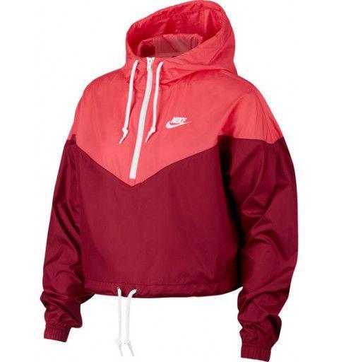 Flecha gasolina ecuador  Cortavientos Nike Mujer NSW Hrtg Rojo-Rosa | Cortavientos, Chaqueta  cortavientos, Chaqueta nike