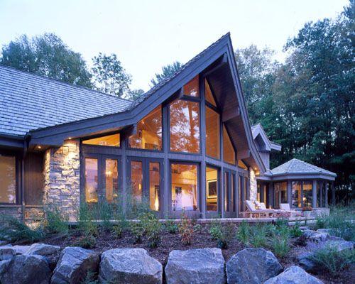Lindal cedar homes cedar homes and room additions on for Log home addition