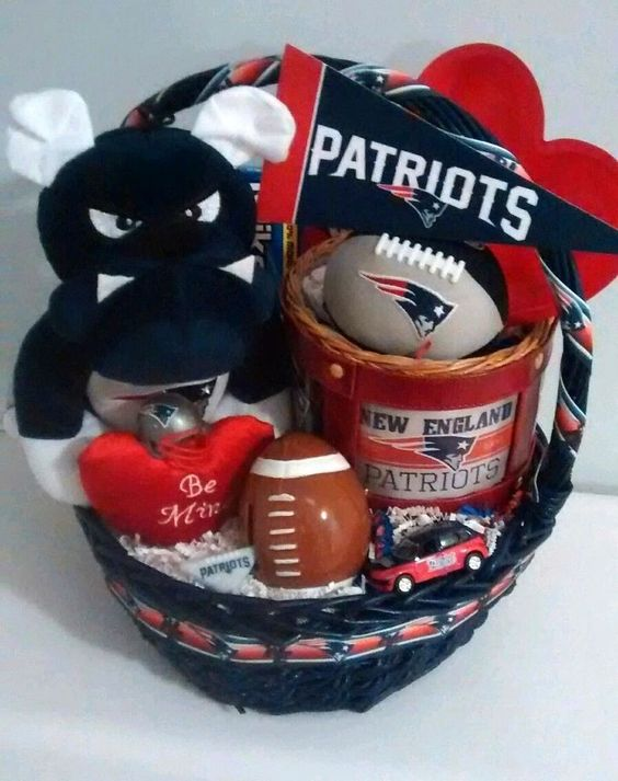 New Baby Gift Baskets Boston : Patriots gifts images and boston on
