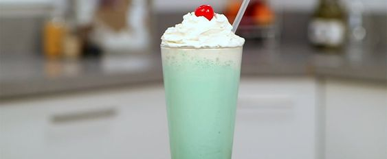Hack the McDonald's Shamrock Shake at home!