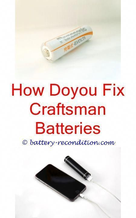 How To Restore A Battery Reconditioning Nicad Batteries Battery Reconditioning Business Fix It Macbook Pro Battery Battery Repair Laptop Battery