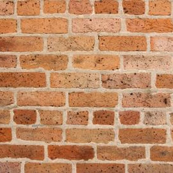 How To Paint Cinder Block To Look Like Brick Faux Brick