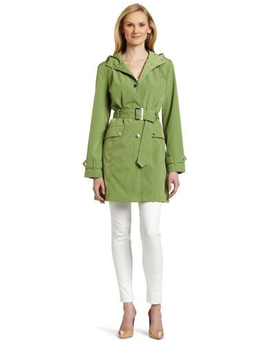 London Fog Women`s Single-Breasted Coat With Snap Detail for only $157.50