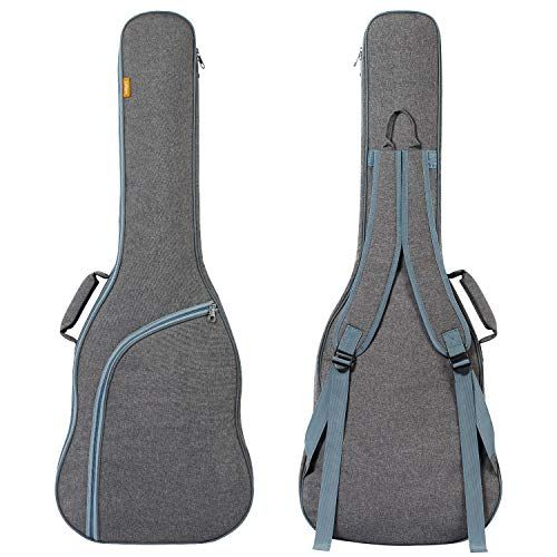 Cahaya Electric Guitar Bag Padded Electric Guitar Gig Bag Case 0 35in Padding Dual Adjustable Shoulder Strap Electric Guitar Ca Guitar Bag Electric Guitar Bags