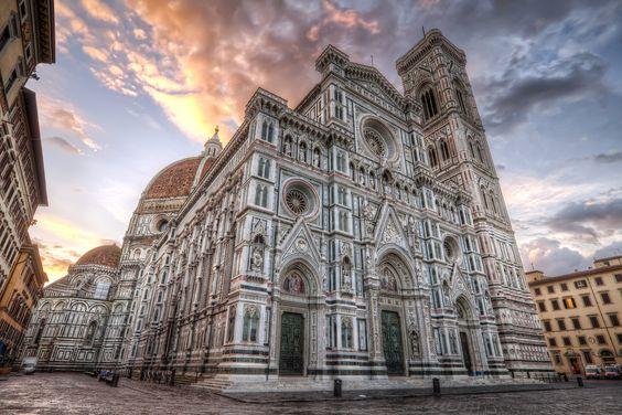 Cattedrale di Santa Maria del Fiore - Italy