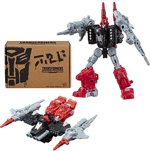 Buy Transformers Generations Selects Deluxe Powerdasher Jet Cromar