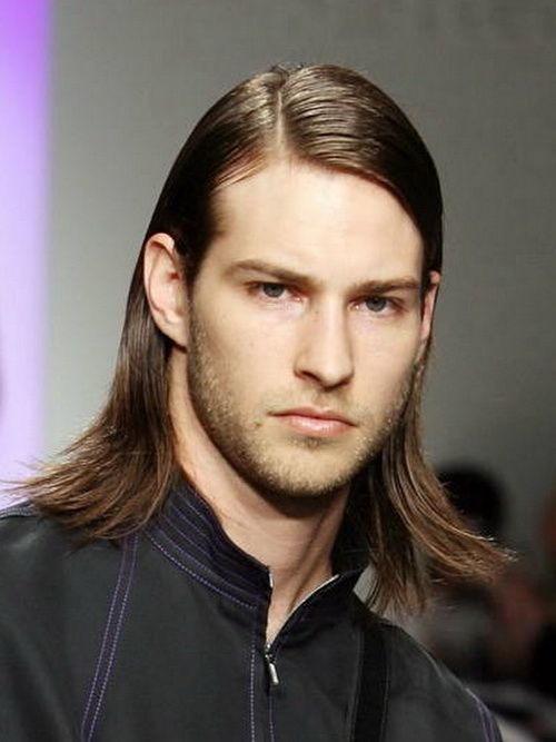 Awesome Men With Long Hair Long Hair And Long Hairstyles On Pinterest Short Hairstyles Gunalazisus