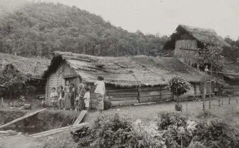 Rumah Penduduk Di Kec Rancabali Jaman Dulu Waktu Tidak Diketahui