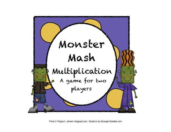 monstermashmultiplication