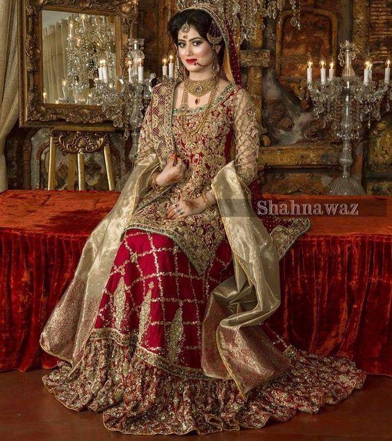 Lehenga Kurti Party Wear Wedding Bridal Lehenga Designs 2017 2018 Collection 4 Pakistani Bridal Dresses Pakistani Bridal Dresses Online Red Bridal Dress
