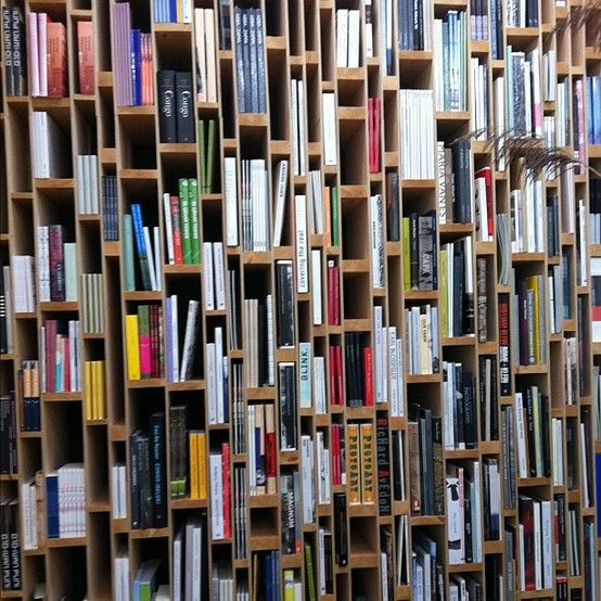 I like this style bookshelf