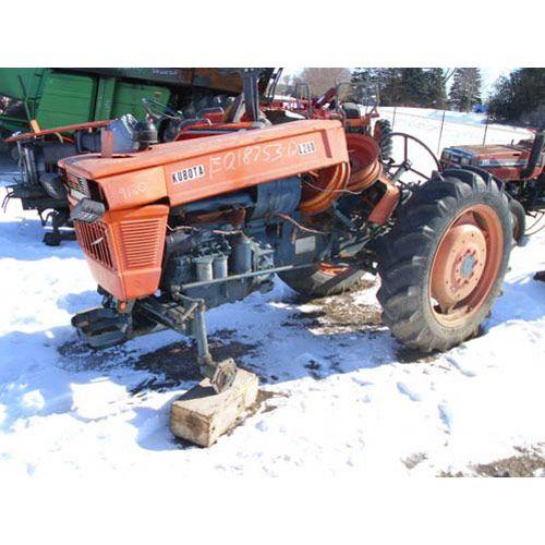 Kubota L245 Tractor Parts : Pinterest the world s catalog of ideas