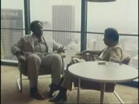 James Baldwin Interview [clip from the documentary I Heard It Through the Grapevine] • 1982 https://www.youtube.com/watch?v=0VlUc2xxBlo
