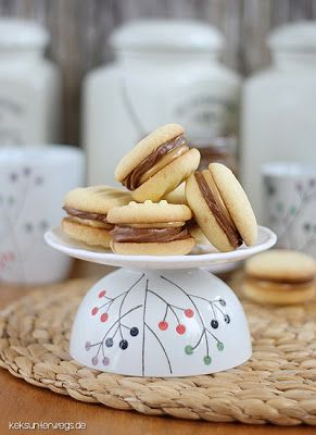 """Ninas kleiner Food-Blog: Foodblogger-Charts: Ein Keks für unterwegs mit """"Hätt ich Dich heut erwartet, hätt ich Kuchen da"""""""