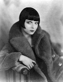 Lousie Brooks: 1920S Actress, Vintage Hairstyles, Mode 1920S 30S, Brooks 1920S, Bob Hairstyles, Bobbed Haircut, Funky Hairstyles, Family Hairstyles