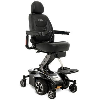 Pride Jazzy Air 2 Power Wheelchair In 2020 Powered Wheelchair