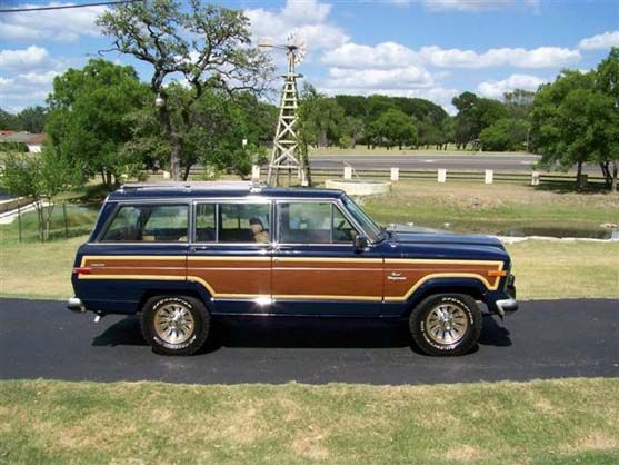 Wow A Wagonmaster Limo Wagoneer Pinterest