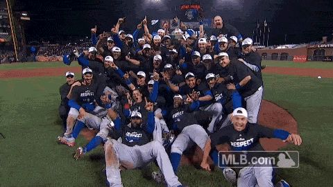 New trendy GIF/ Giphy. mlb baseball postseason cubs chicago cubs nlds cubbies game 4. Let like/ repin/ follow @cutephonecases