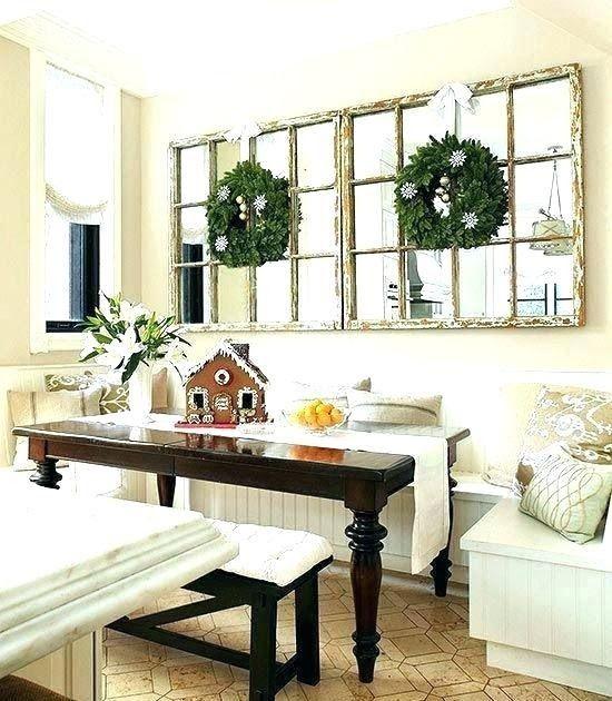 Large Dining Room Decorating Ideas Saltandblues Dining Room Mirror Interior Des Decorating D In 2020 Mirror Dining Room Dining Room Wall Decor Large Dining Room #oversized #mirrors #for #living #room