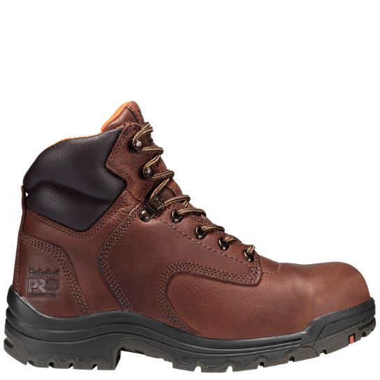 Alloy Toe Work Boots   Timberland